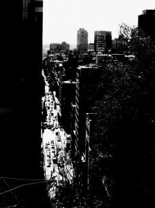 Betonwüste - Santiago de Chile