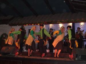 Folklore am Heiligabend