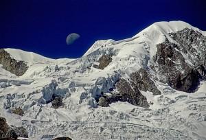 Faszination Berge bei Sorata